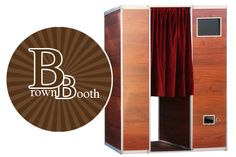 photo booth rental for reception.