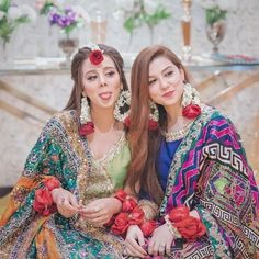 Pakistani Fancy Dresses, Bridal Mehndi Dresses, Pakistani Bridal Makeup, Mehendi Outfits, Pakistani Fashion Party Wear, Pakistani Wedding Outfits, Bridal Dress Design, Indian Bridal Fashion, Pakistani Dress Design