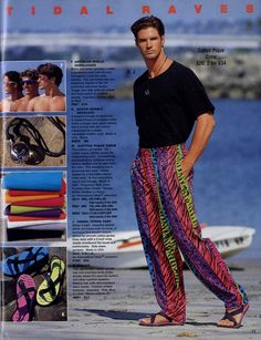90s mens fashion. Was this ever ok?!?!