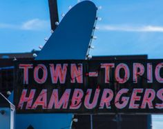 Town Topic Burger Stand, Kansas City Icon, Fine Art Photography by Pitts Photography