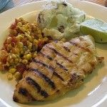 Applebees Tequila Lime Chicken Restaurant Recipe with Mexi-Ranch Dressing