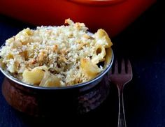 French Onion Soup Mac and Cheese - this sounds so yummy!  Must try!