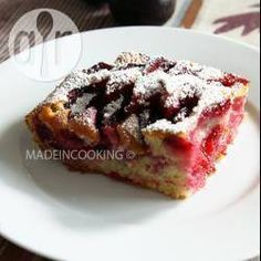 gateau aux prunes made in cooking - Mode Ideen Cooking Time, Cooking Recipes, Gateau Cake, My Favorite Food, Favorite Recipes, Chocolate Fruit Cake, Cake Recipes, Dessert Recipes, Plum Cake