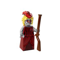 Calamity Drone The LEGO Movie Minifigures All Minifigure packets will be opened to guarantee the correct Minifigure – Comes complete with opened packets leaflet and accessories