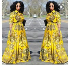 Ankara Styles for Occasions : African Women Outfits African Dresses For Women, African Print Dresses, African Attire, African Wear, African Fashion Dresses, African Women, African Prints, African Style, African Print Clothing