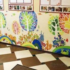Картинки по запросу рисунок на стене абстракция