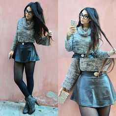 Get this look: http://lb.nu/look/8002054  More looks by Marina Mavromati: http://lb.nu/marinafashionistaa  Items in this look:  H&M Turtleneck, Syawang.Phonecases I Phone Case   #mmfashionbites #ootd #blogger #fashionblogger #styleblogger #fashion #fashionable #fashionista #fashionstudy