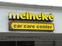Meineke Car Care Center: 10% discount on all repairs, other than sale items, with IU ID.