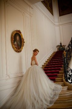 Royal Wedding Ball Gown
