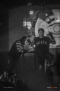 Frank Iero & James Dewees // Death Spells