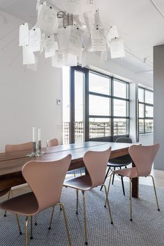 Series 7 chair by Arne Jacobsen from Fritz Hansen | Penthouse-by-Oscar-Properties-06