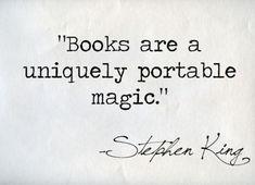 Portable magic
