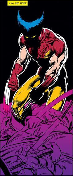 Wolverine ~ Frank Miller..:)