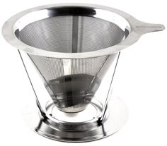 A Fuller Flavored Cup of Coffee Why is pour over coffee the new choice for coffee aficionados, as featured in The New York Times, Lifehacker and Bon Appetit Magazine? The Procizion Pour-Over Coffee Ma