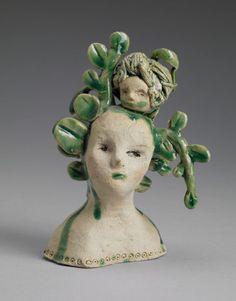 eden, ceramic sculpture by Bonnie Marie Smith
