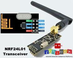 Arduino Using NRF24L01 Rf Module