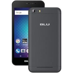 BLU E110UGRY ENERGY M Smartphone (Gray)
