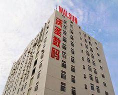 Walsun. Marcas de Móviles Smartphone Chinas y su Historia | movileslibresbaratos.blogspot.com