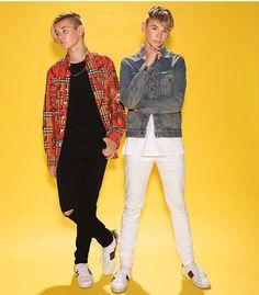 Marcus & Martinus photoshoot for Invited Future Boyfriend Quotes, Boyfriend Video, Boyfriend Pictures, Boyfriend Humor, Love Twins, Hottest Pic, Liam Payne, News Songs, Pretty Boys