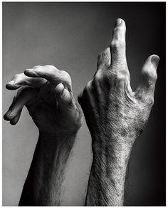 Mark Seliger, Portrait of Merce Cunningham, 2009