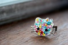 Hello Kitty Ring #JEWELRY #RING