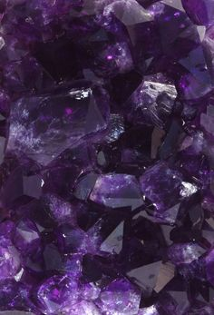 Amethyst Geode by Divonsir Borges Violet Aesthetic, Lavender Aesthetic, Crystal Aesthetic, Purple Wallpaper, Wallpaper Backgrounds, Screen Wallpaper, Phone Wallpapers, Wallpaper Quotes, Purple Rain