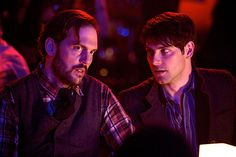 Grimm.. I love Silas Weir Mitchell in this show!