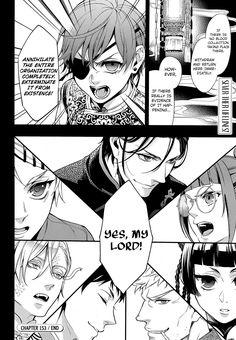 Kuroshitsuji Vol.TBD Chapter 153: Meeting - MangaPark - Read Online For Free