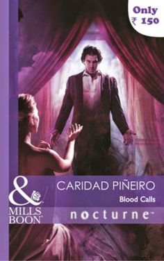 Passionate Book Reviews: BOOK REVIEW: Blood Calls (06 in the Calling series) By Caridad Piñeiro