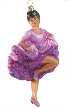 Chita Rivera as Anita, West SIde Story Ornament. All these ladies are on my Xmas tree! Holiday Tree, Xmas Tree, Glass Ornaments, Christmas Ornaments, West Side Story, Black Orchid, Santa Baby, Theatre, Cheer