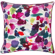 bluebellgray Abstract Floor Cushion, Multi