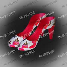 Ladies High Heel Shoe DIGITAL download by MySVGHUT on Etsy