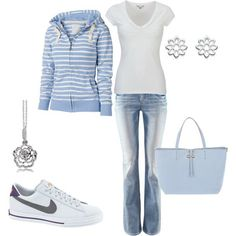 Cute but i don't like the shoes or jacket