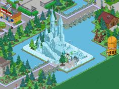 Electronic Arts is a leading publisher of games on Console, PC and Mobile. Springfield Simpsons, Springfield Tapped Out, The Simpsons Game, Hay Day, Isometric Design, Electronic Art, The Past, Adventure, Layouts