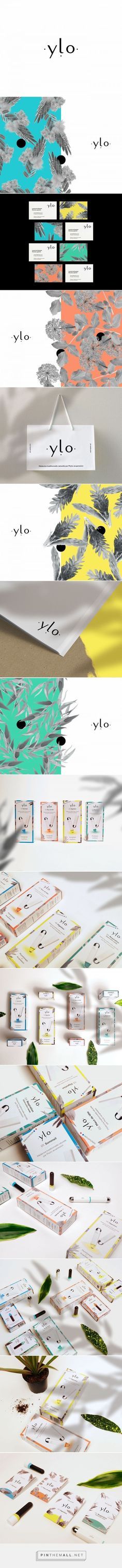 Ylo Health Products Branding and Packaging by Brand Brothers | Fivestar Branding Agency – Design and Branding Agency & Curated Inspiration Gallery #branding #brand #packaging #packagingdesign #design #designinspiration