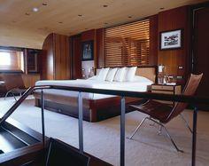Yacht Stateroom...Nice!