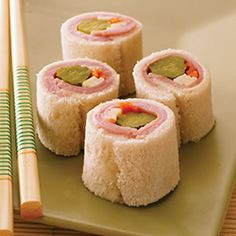 """Sushi voor kinderen / Kid Sushi  