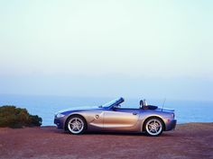 I have a thing for small convertibles - BMW Z4
