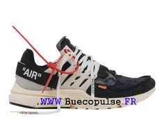 online store bf895 8cfdd Off-White X Nike Air Presto Prix Chaussures Nike Sportswear Pas Cher Pour  Homme Gris
