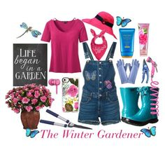 """The Winter Gardener"" by prettyyourworld ❤ liked on Polyvore featuring Bogs, rag & bone/JEAN, Shiseido, Casetify, Beats by Dr. Dre, Nearly Natural, Bliss and Mischief and Outdoor Research"