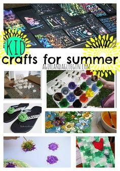 kid-crafts-for-summer.jpg (700×1000)