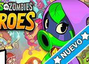 Plants Vs Zombies Heroes: Desafio 2