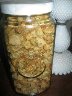 Make Your Own Stove Top Stuffing Mix