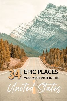 34 Most Unique Places to Visit in the US From the east coast to the west coast, there are so many unique natural treasures in the United States. Whether you enjo. Beautiful Places To Visit, Beautiful Beaches, Cool Places To Visit, Us Travel Destinations, Best Places To Travel, Family Vacation Destinations, Tonga, New York Tourist, Italy Travel