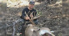 U.S. Army Sergeant Takes New Oklahoma State Record Archery Buck