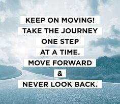 Keep on moving! take the journey one step at a time. move forward & never look back. #SundayMotivation #StanmarMotorsGeorge