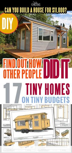 11 best tiny house trailer plans images tiny house cabin tiny rh pinterest com