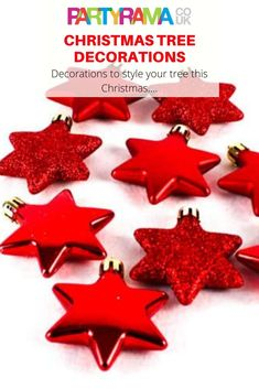 Beautiful Christmas tree decorations for your tree this Christmas, along with many other ideas to give your tree a bit of sparkle. Christmas Tinsel, Christmas Tree Decorations, Table Decorations, Beautiful Christmas Trees, Decorating Your Home, Sparkle, Party Ideas, Shapes, Crafts