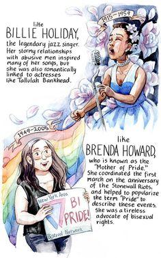 Women describe bisexual