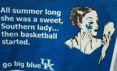 Kentucky basketball...